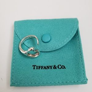 Tiffany Elsa Peretti Open Heart Ring
